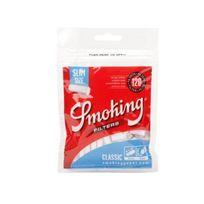 Smoking - Sachet De Filtres Acetate Slim Blue 6MM 120F/SACHET