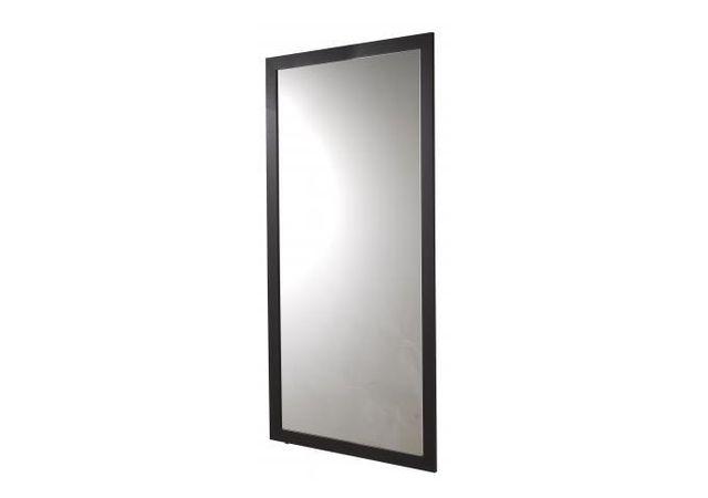 declikdeco le miroir 140x60cm cadre noir speck apportera une touche d 39 l gance dans votre. Black Bedroom Furniture Sets. Home Design Ideas