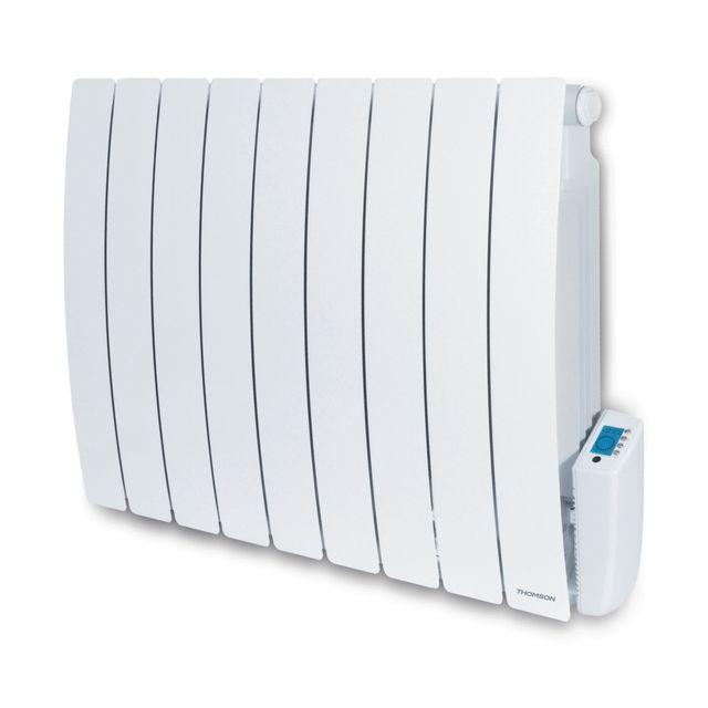 thomson radiateur inertie fluide galb 1500 w pas cher. Black Bedroom Furniture Sets. Home Design Ideas