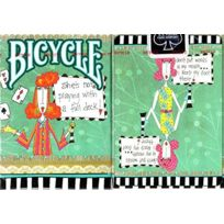 Bicycle - Cartes à jouer Dolly Mamma Deck Playing Cards