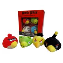 Angry Birds - Ensemble de décorations de crayon en peluche - Collection