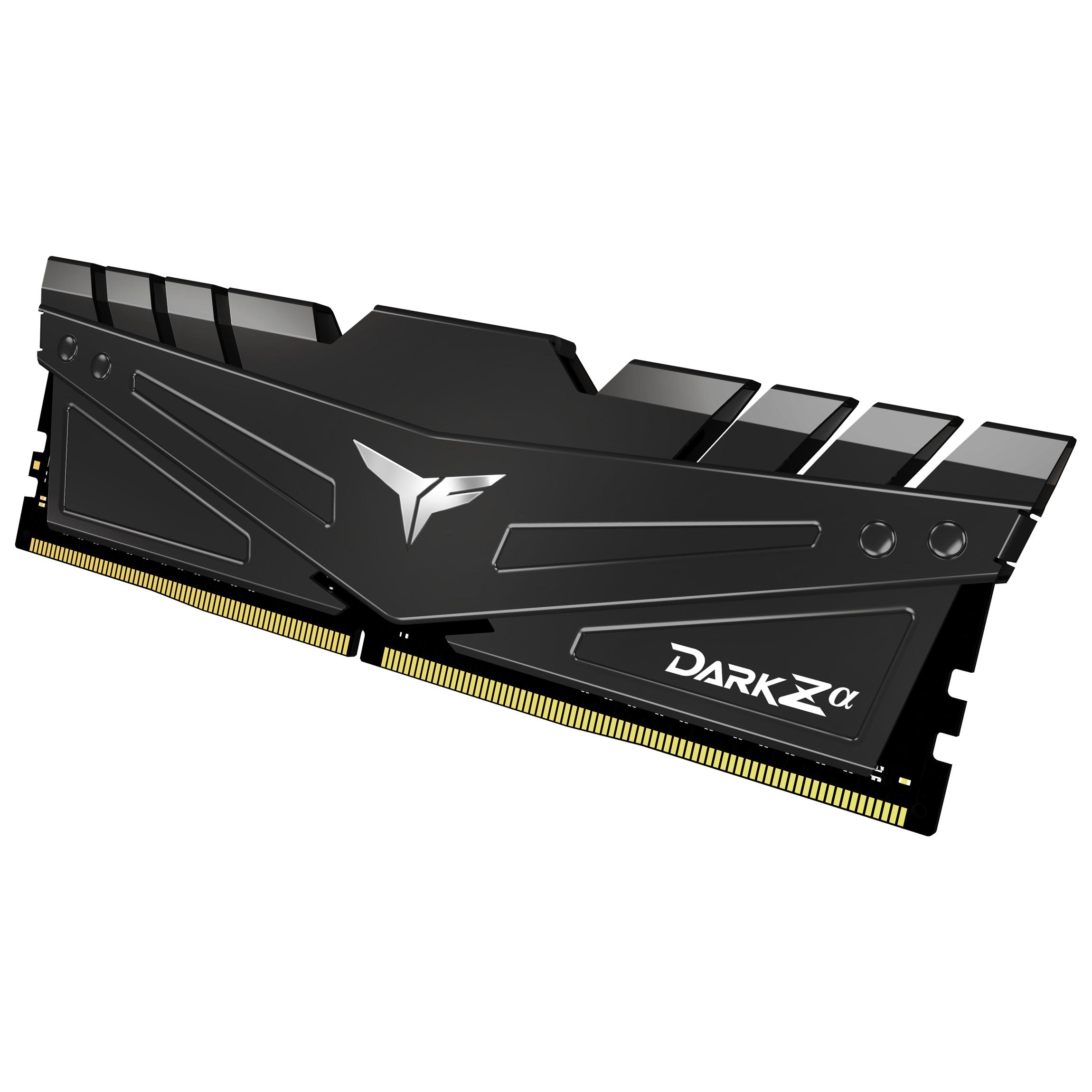 Dark Zα - 2 x 8 Go - DDR4 4000 MHz - Noir
