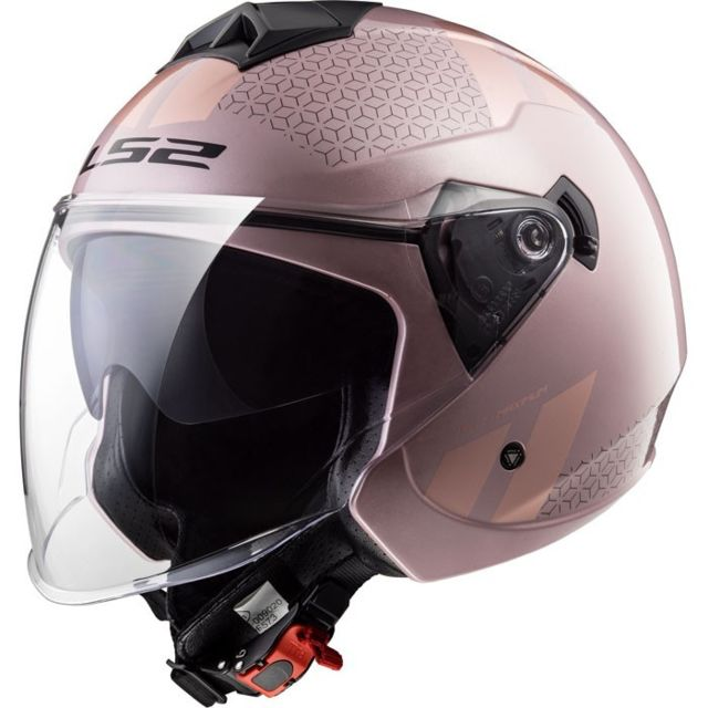 Ls2 - casque jet moto scooter Of573 Twister