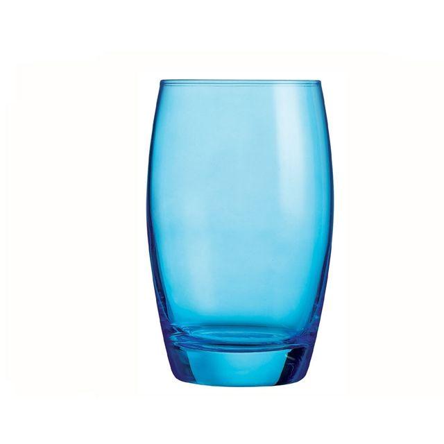 Lebrun gobelet 35 cl bleu color studio