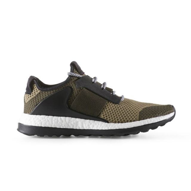 Homme Adidas Ado Pure Boost Zg Chaussures De Baskets Olive