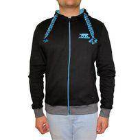 Airness - Veste à capuche sofian bleu