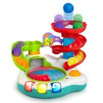 KIDS II - Jouet Spin 'n Slide Ball Popper™ - 9176