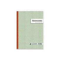 Exacompta - Manifold autocopiant imprimé Commandes -a4- Foliotage 50/2