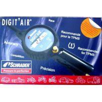 Schrader - Pistolet De Gonflage Digital 0.1 à 11 bars Digit Air