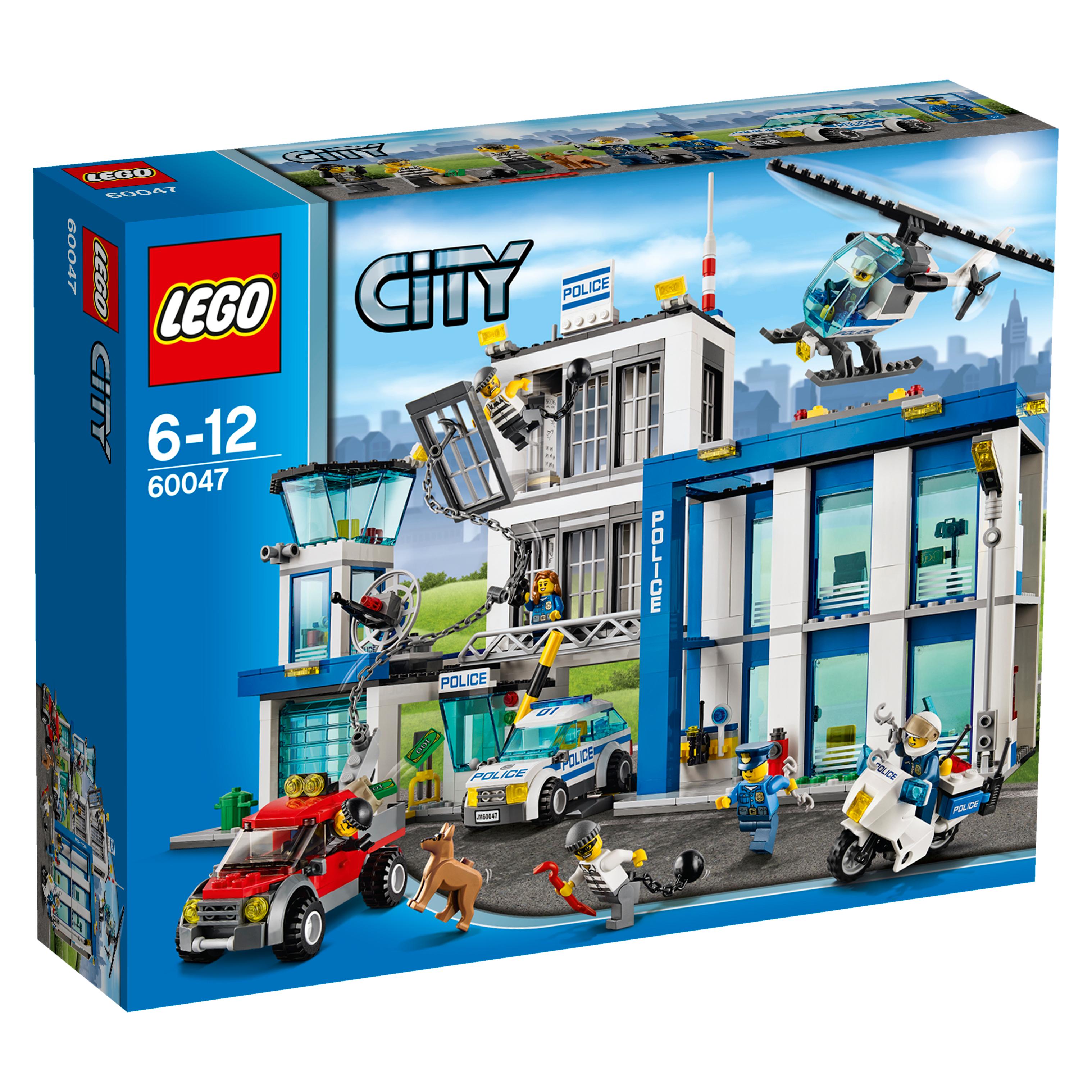 City - Le commissariat de police - 60047