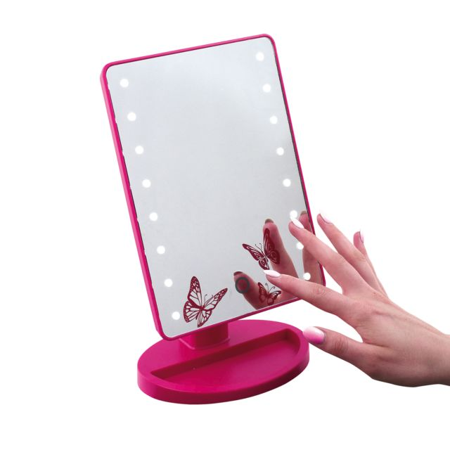 DOMOCLIP Miroir lumineux tactile DOS153P