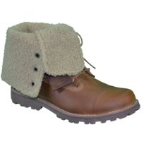 Chaussures Boots 6 In Shearling 50919 Brown Marron