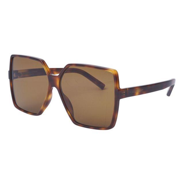 yves saint laurent lunettes de soleil betty sl 232 002. Black Bedroom Furniture Sets. Home Design Ideas