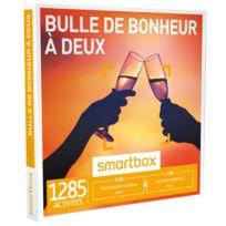 Smartbox - Bulle de bonheur à deux - À choisir parmi 1285 activités gourmandes ou sportives - Coffret Cadeau
