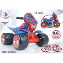 INJUSA - Quad 6V SPIDERMAN pour enfants - 12460