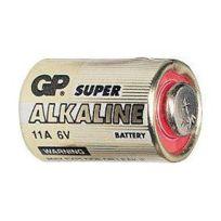 Gp Batteries - 5 Piles 6V Gp 11A 11AC Alcaline