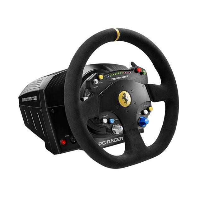 thrustmaster volant ts pc racer 488 challenge edition pas cher achat vente volant pc. Black Bedroom Furniture Sets. Home Design Ideas