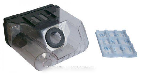 Bosch Reservoir aspirateur sans sacs + filtre pour aspirateur b/s/h