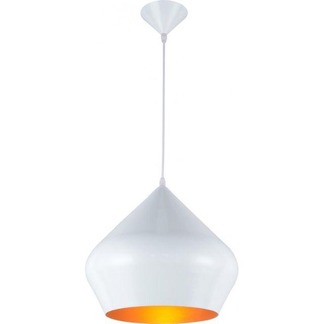 Privatefloor Lampe Beat Shade Stout Tom dixon style aluminium