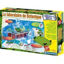 Clementoni - Sciences Et Nature - Le Laboratoire De Botanique