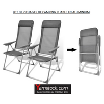 Chaises Pour Camping Car