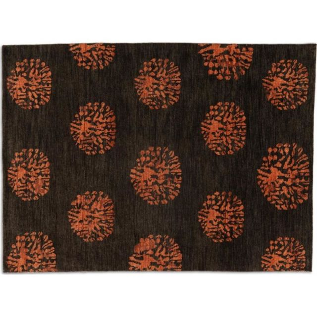Inside 75 - Basanti Tapis laine marron 170x240 cm N/A