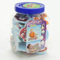 Go Babies - 36 Jouets en mousse pour le bain