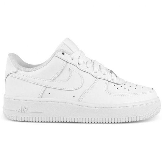 cf1fdf4611abb Nike - Fashion   Mode Air Force 1 - pas cher Achat   Vente Baskets enfant -  RueDuCommerce