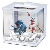 Divers - Aquarium Betta Ez Care Marina - Blanc