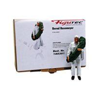 Figutec - 180301 - VÉHICULE Miniature - ModÈLE À L'ÉCHELLE - Figurines Pilote - Bernd Rosemeyer - Echelle 1/18