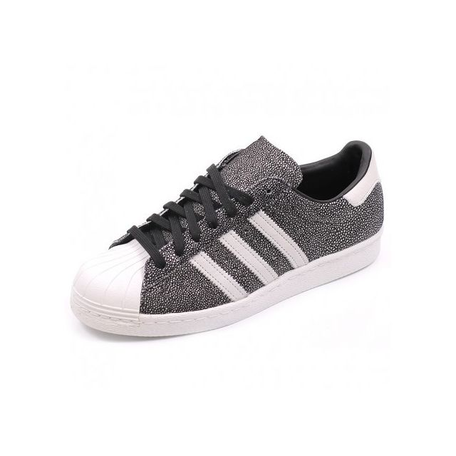 reputable site 0ef63 b7a54 Adidas originals - Chaussures Superstar 80S Noir Homme Adidas