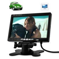 Shopinnov - Ecran Lcd 7 pouces Hd pour voiture