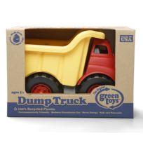 Green Toys - Le camion à benne rouge et jaune