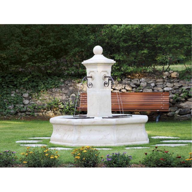 Habitat et jardin fontaine vincennes x pas cher achat vente fontaine de jardin - Fontaines solaires de jardin ...