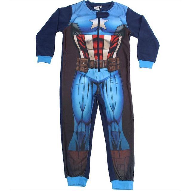 1fd512023a662 Avengers - Pyjama Combi - pas cher Achat   Vente Pyjamas - RueDuCommerce