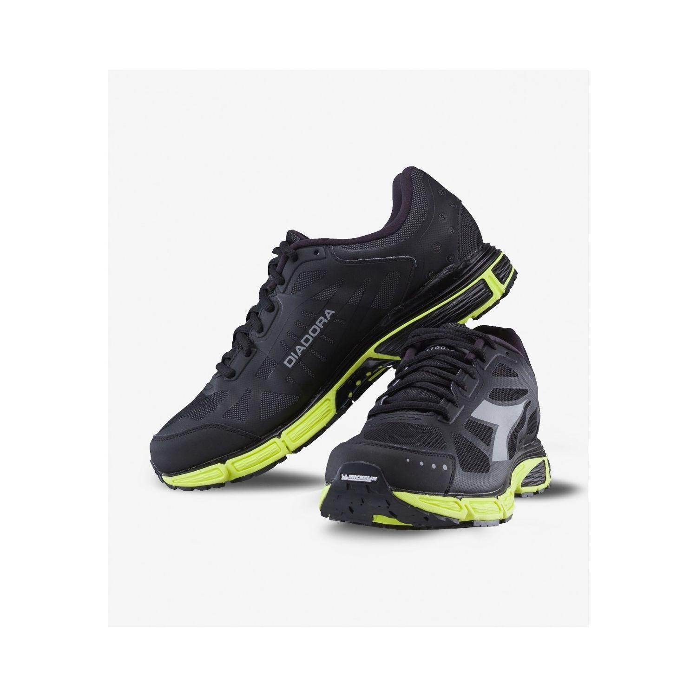 Diadora - Chaussure de running N-4100-2 Win Bright - Sh170781 Noir - pas cher Achat / Vente Chaussures running