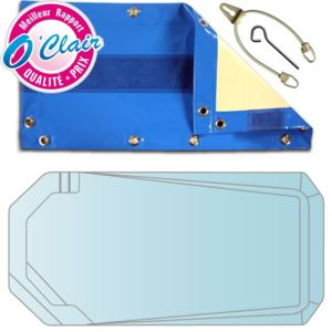 Piscine center o 39 clair b che opaque nara safe pour for Coque piscine 10x5