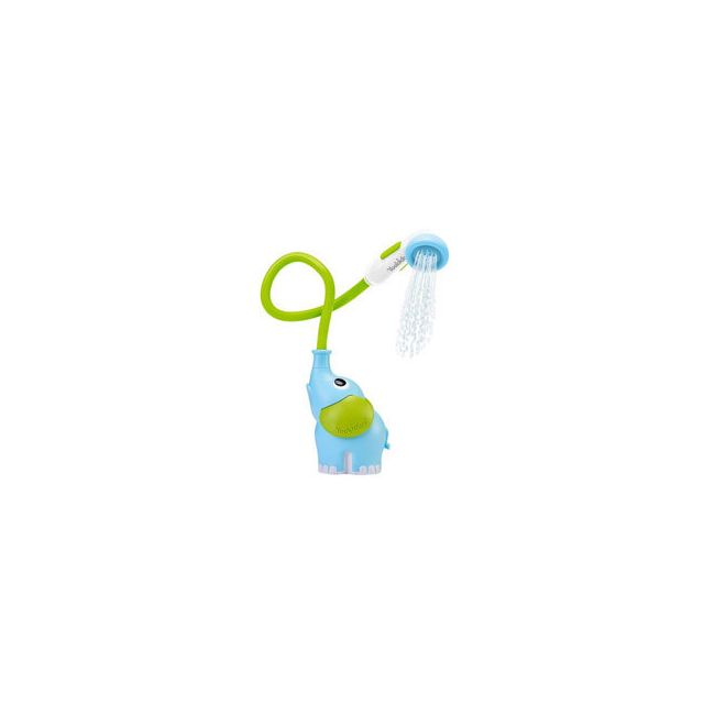 Yookidoo Douche de bain éléphant bleue