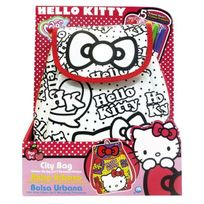 Smoby - Color Me Mine Sac City Hello Kitty