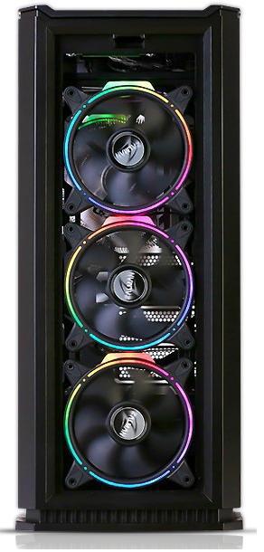 Z-Spectrum - Noir - LED RGB - 12cm
