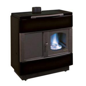 godin po le fioul noir mat 302866nm pas cher. Black Bedroom Furniture Sets. Home Design Ideas