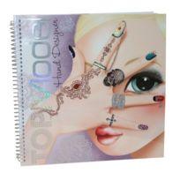 Top Model - Depesche Create Your Hand Design Colouring Book