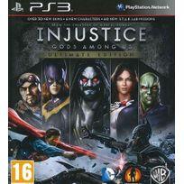 Warner Bros - Injustice les Dieux sont parmi nous Ultimate Edition