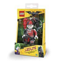 Lego - DC Comics - Batman Movie - Porte-clés Harley Quinn