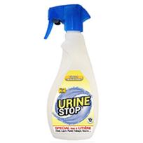Urine Off - Destructeur d'odeur Urine Stop Spécial litière pour chats spray 600 ml