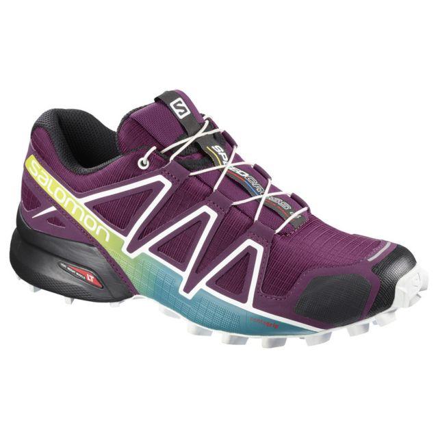 save off finest selection wholesale online Salomon - Chaussures femme Speedcross 4 - pas cher Achat / Vente ...