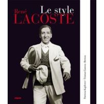 Editions l'Equipe - Le style - Rene Lacoste