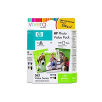 HP - Value Pack N°363 Series Photo
