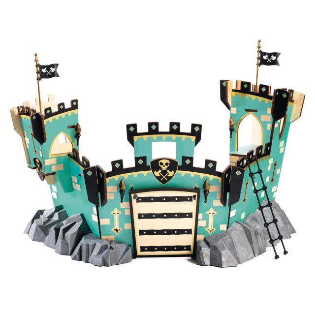Djeco Château Arty Toys : Castle on the rock