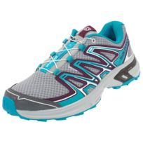 Salomon - Chaussures running trail Wings flyte 2 grs trail l Gris 60130